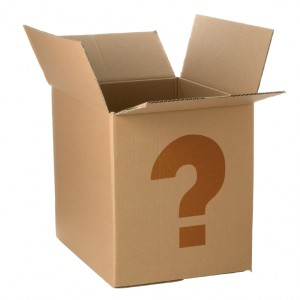 Box Question Mark